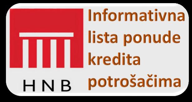 HNB krediti